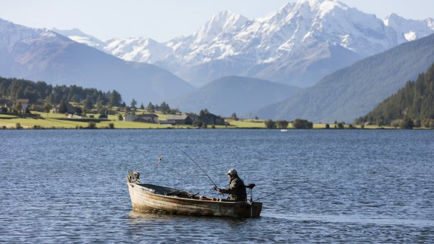 Your fishing holiday at Hotel Ortlerspitz
